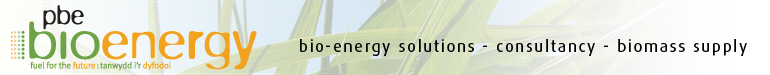 pbe bioenergy - bio-energy solutions - consultancy - biomass supply